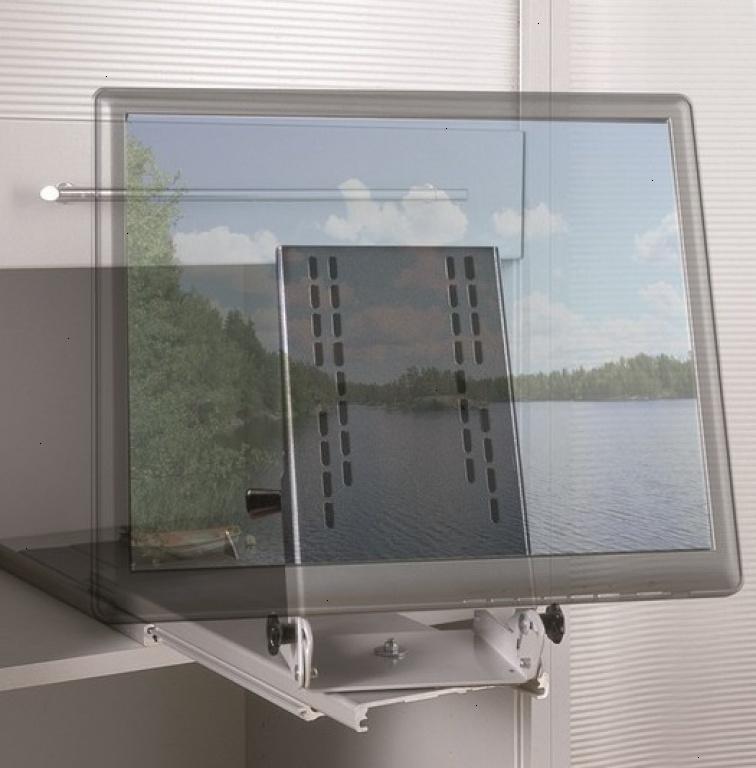 Caratec TV plafondbeugel CFA-100H boven of onder